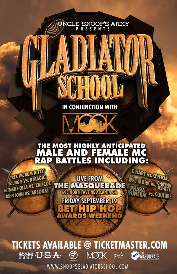 GladiatorSchool