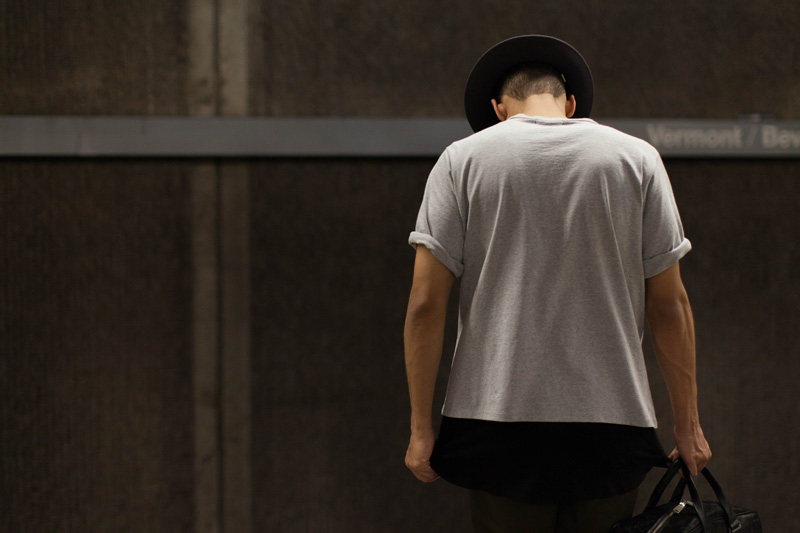 UPXUNDR Fall/Winter '14 Collection Lookbook