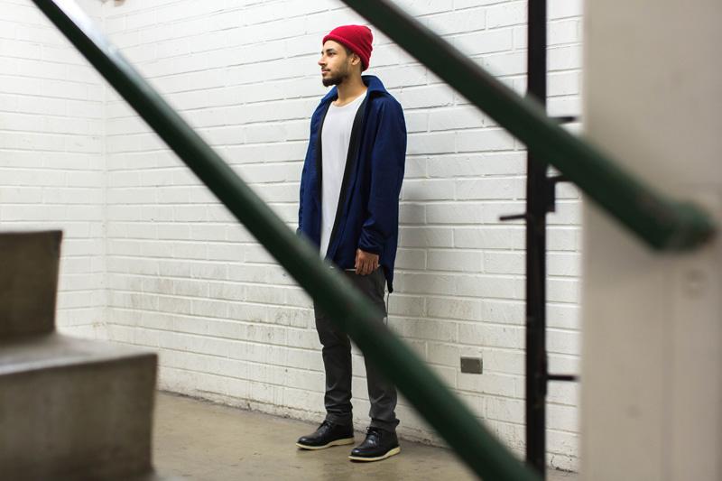 UPXUNDR Fall/Winter '14 Collection Lookbook