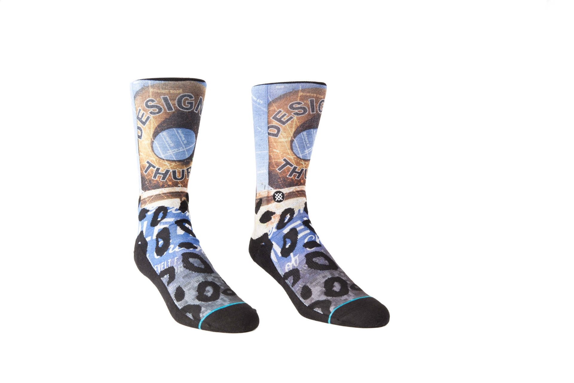 Stance Socks and Thurz Link Up on a Collabo