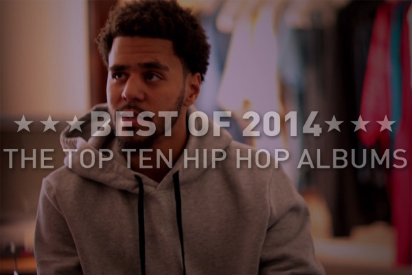 2014's Best: The Top Ten Hip-Hop Albums