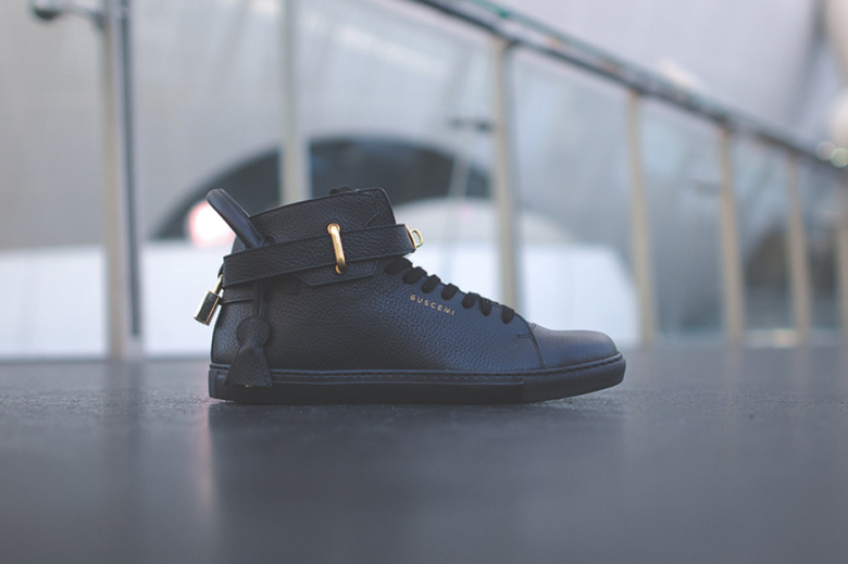 Buscemi 2014 Spring 100mm Collection BLK