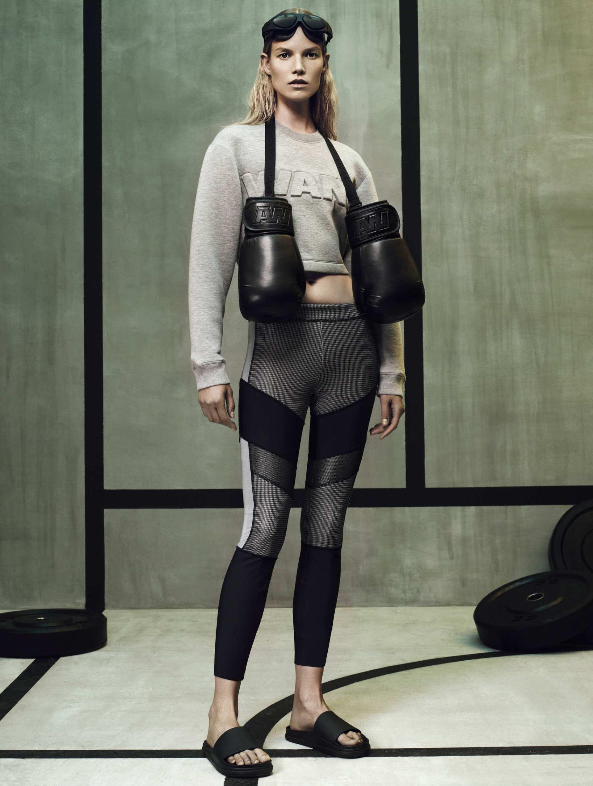 H&M x WANG 2014