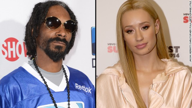 Snoop vs Iggy