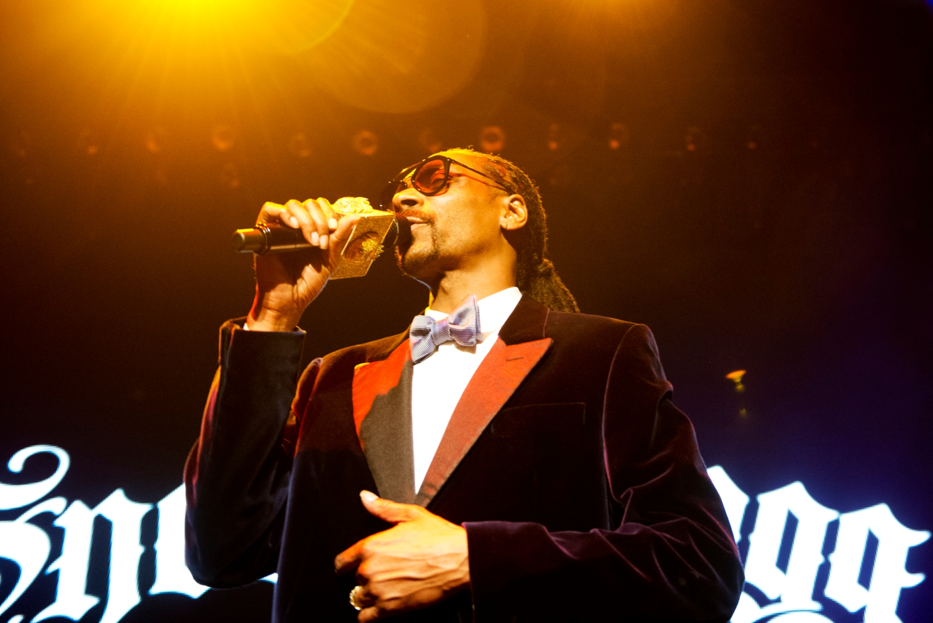 Levi's X Snoop Dogg Grammy Party