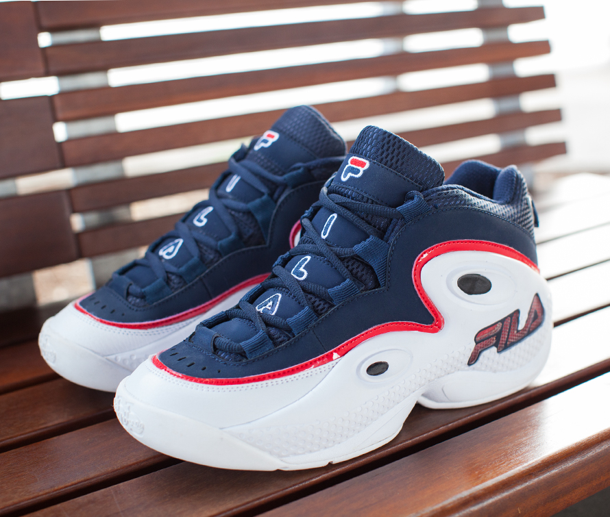"The Fila 97 Retro Returns In The ""Tradition"" Colorway"