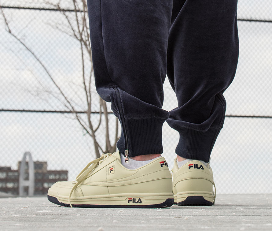Cream, Get Your Money - For These Fila Sneaks Y'all