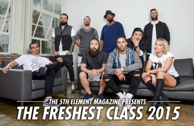 The 5th Element Magazine Presents: The Freshest Class 2015