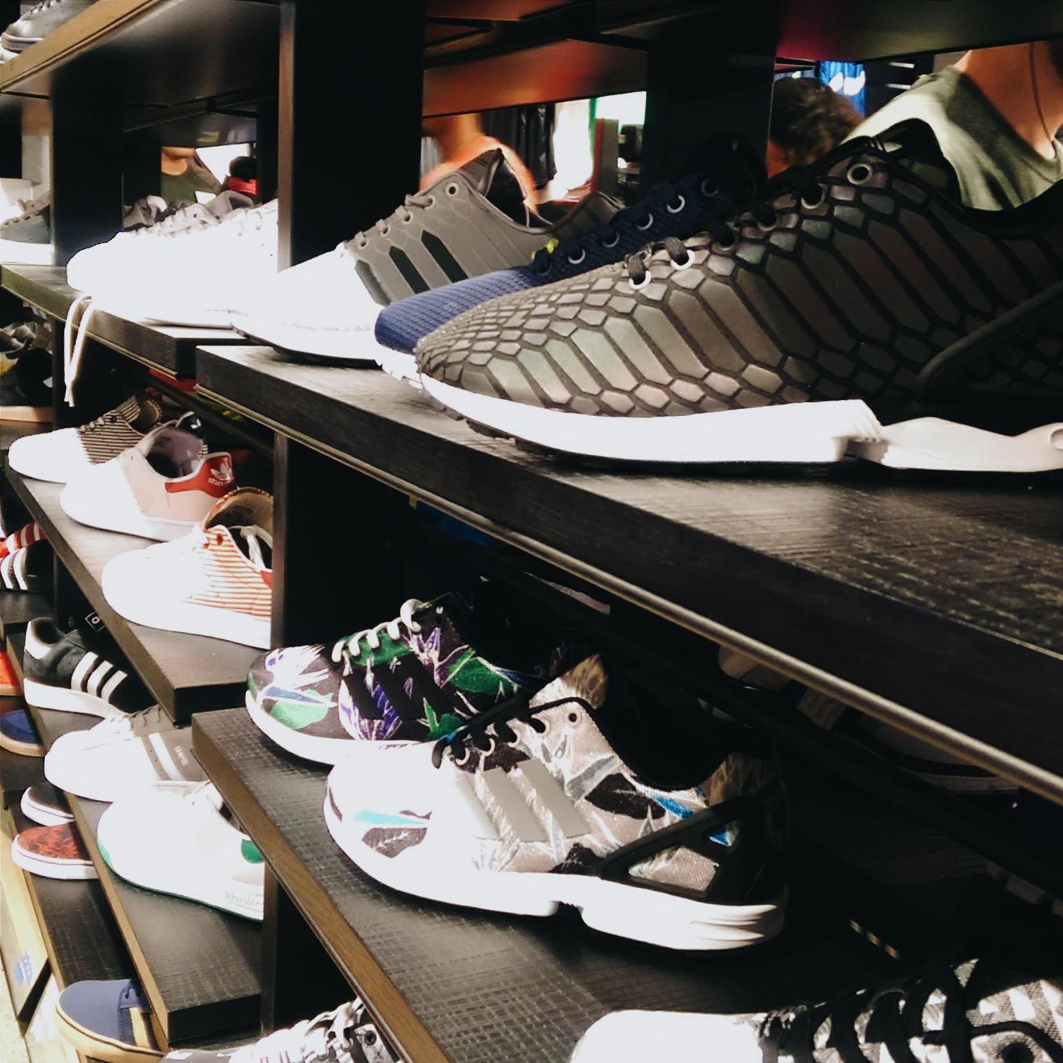 pretty nice bfe12 d4fef RECAP adidas Opens at Los Cerritos Center