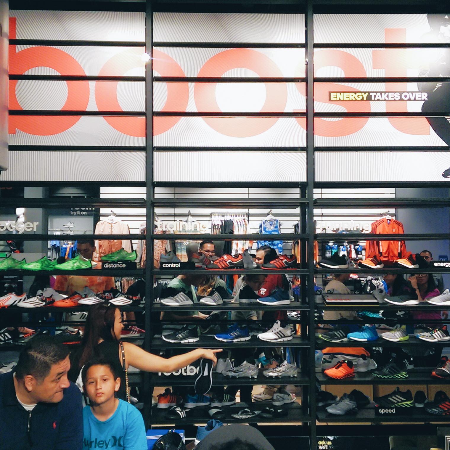 RECAP: adidas Opens at Los Cerritos Center