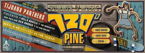 720 Pine Concert