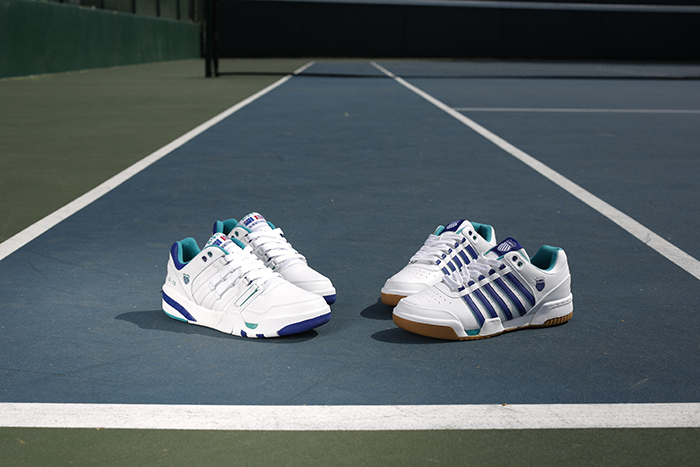 "K-Swiss Scores an Ace with the ""Majors Pack"""
