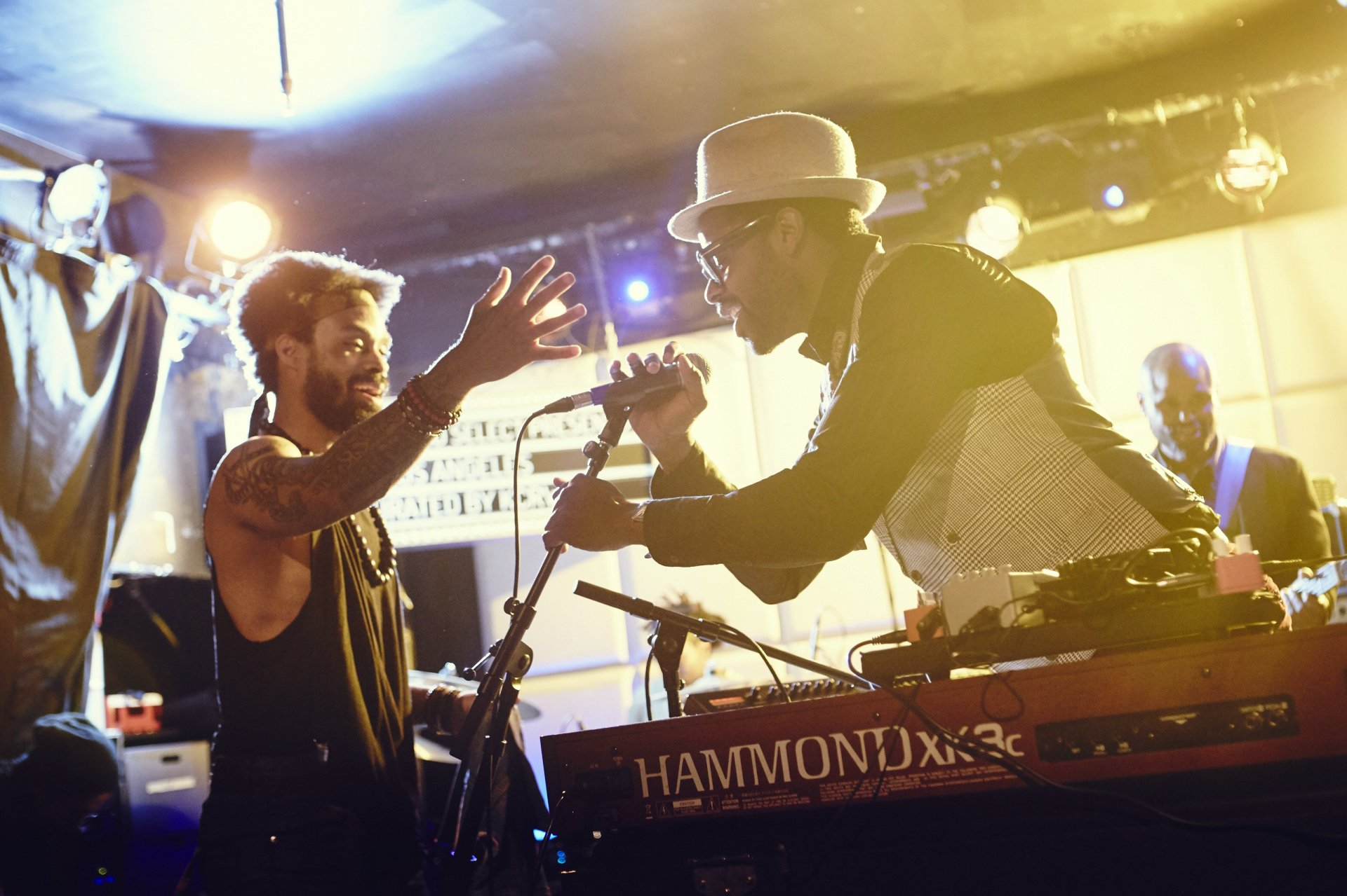 RECAP: Red Bull Sound Select Presents - Bilal, Thurz & Oddience at The Echo