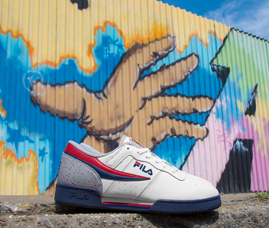 "best website 5004e c85d9 FILA Releases The ""All-City"" Pack Just In Time For Independence Day"