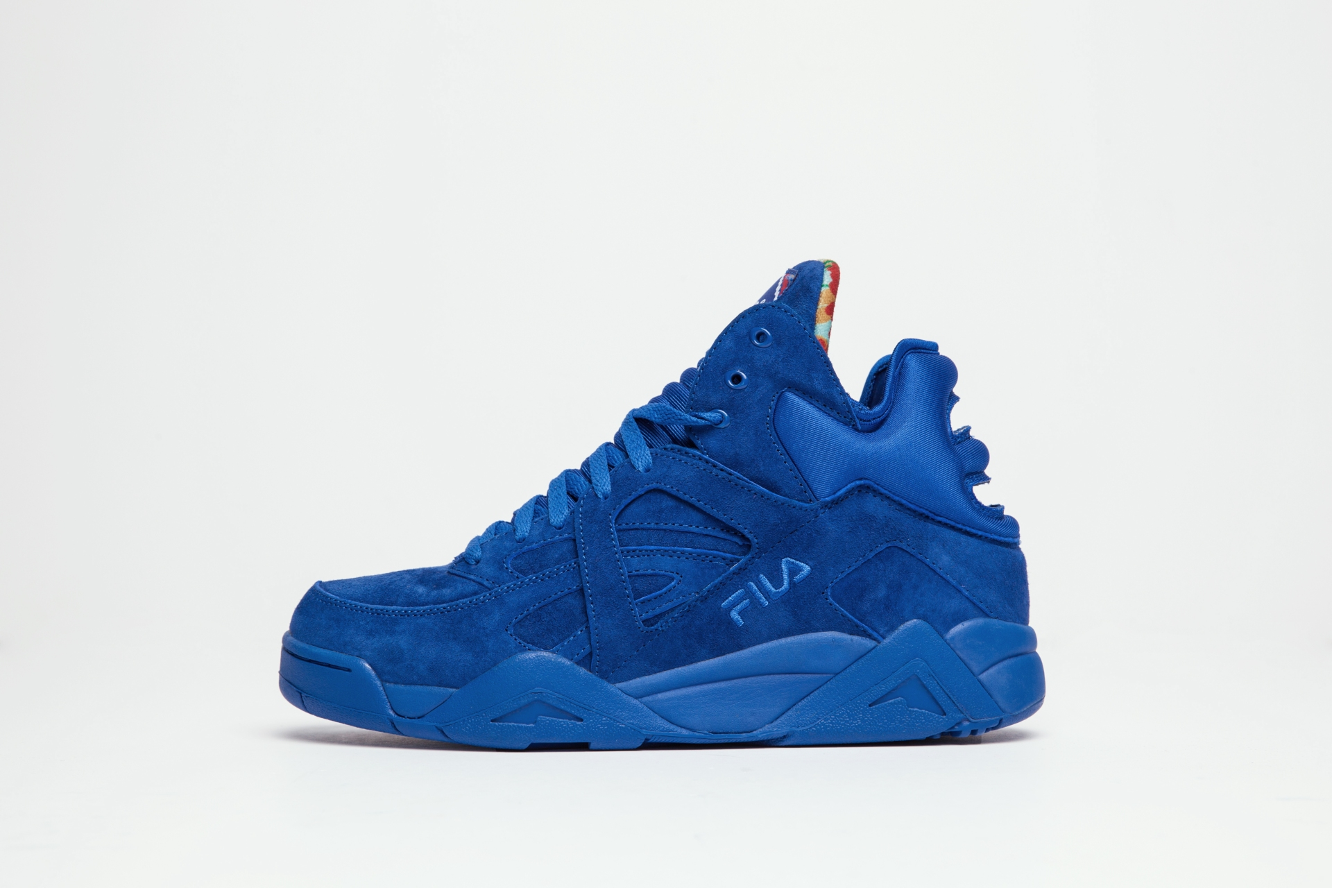 FILA and Lemar & Dauley Return With The #WavvyBlue Cage