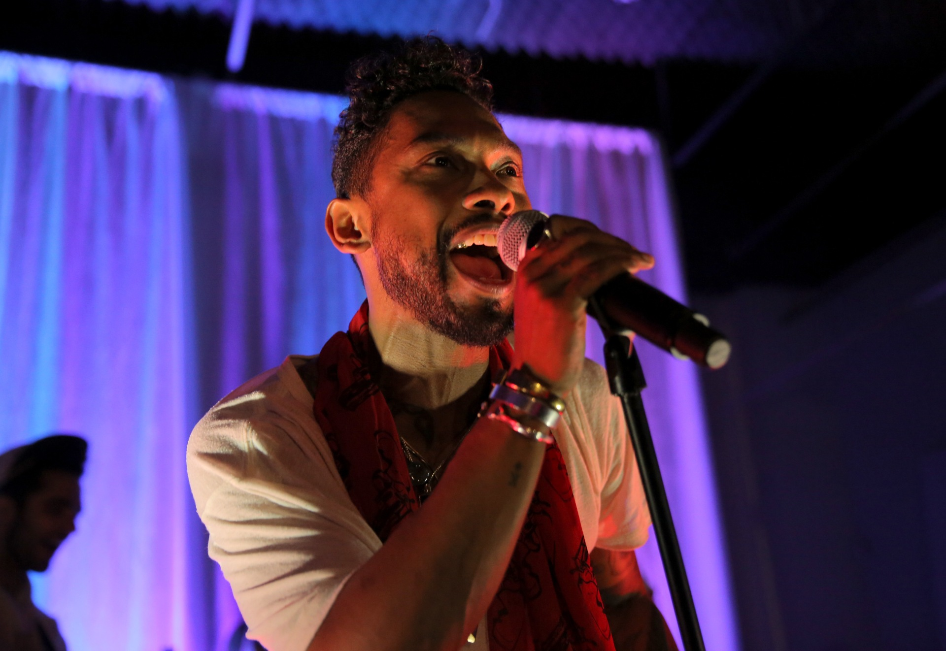 RECAP: SONOS Studio and Pandora Radio Present - An Evening With Miguel