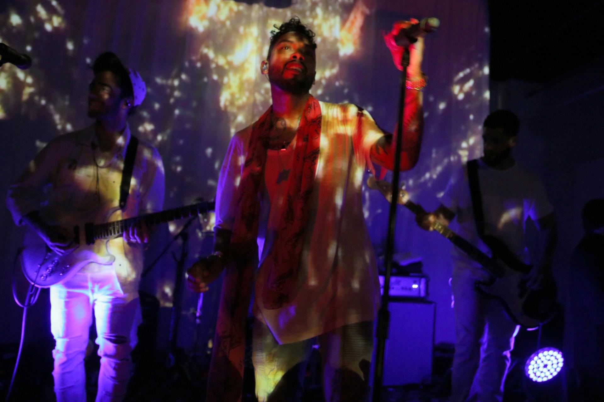 RECAP: Sonos and Pandora Present - Miguel