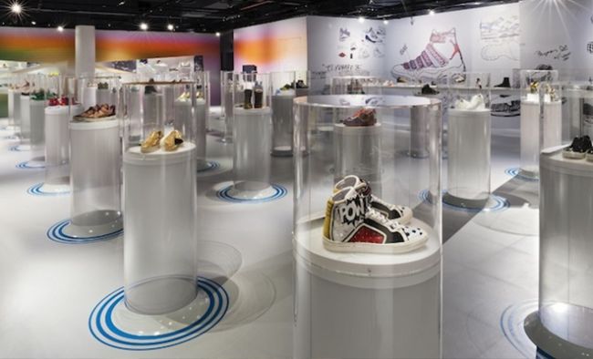 """Brooklyn Museum Explores Sneaker Culture in Latest """"Art On the Wall ... 876a8c01b"""