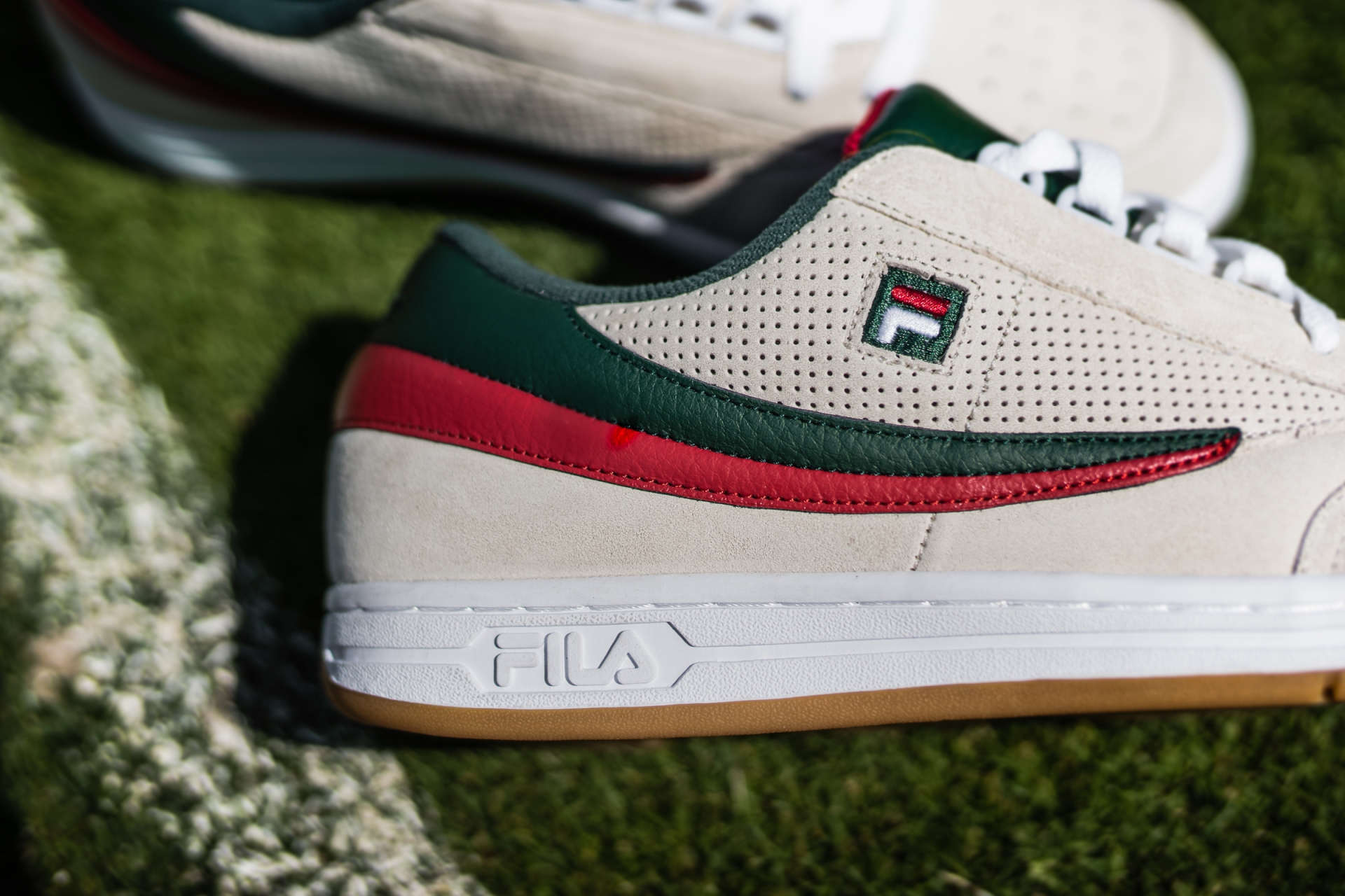 FILA and Packer Shoes Debut Sneaker Collaboration with the International Tennis Hall of Fame