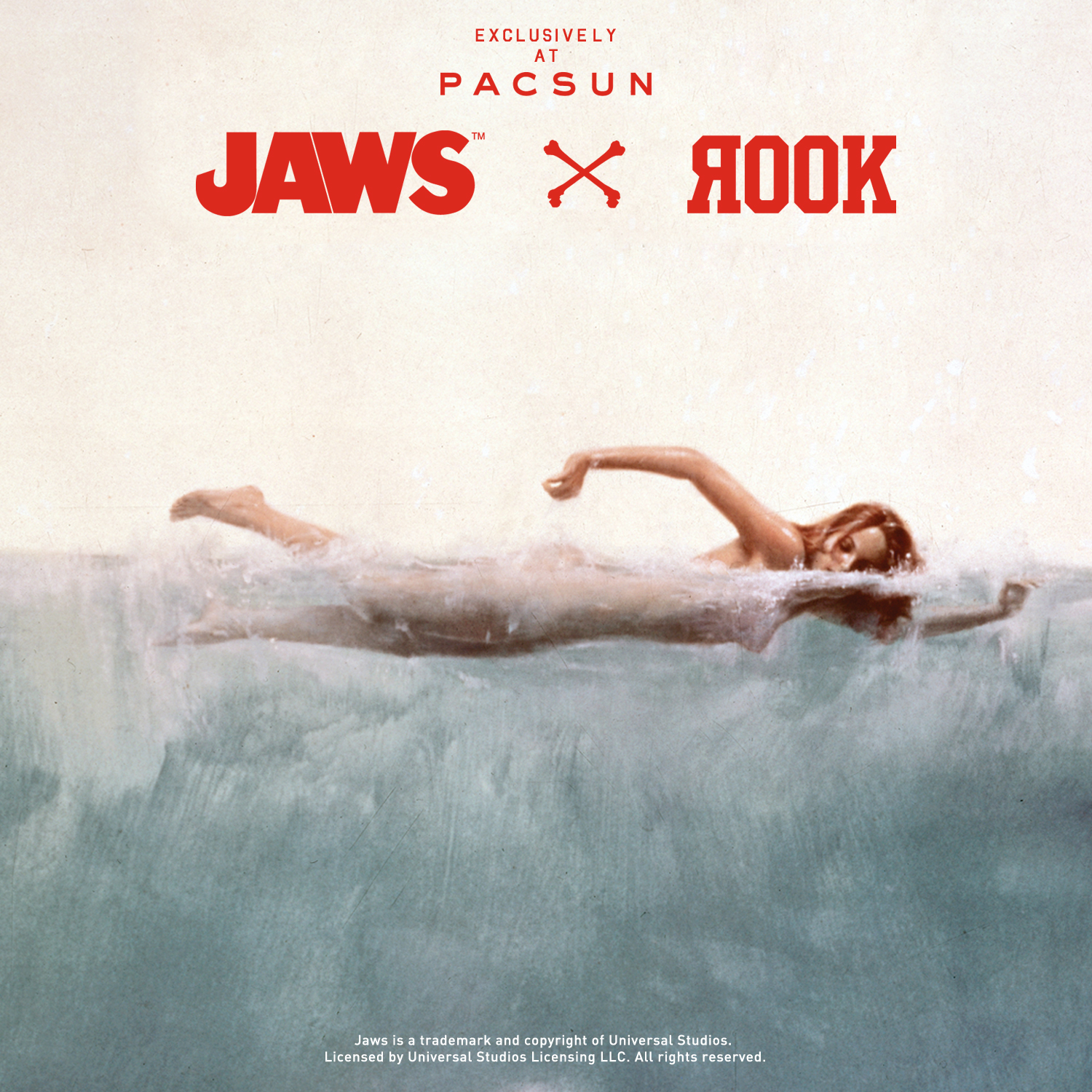 ROOK Helps Celebrate Jaws' 40th Anniversary With A PacSun Exclusive Collection