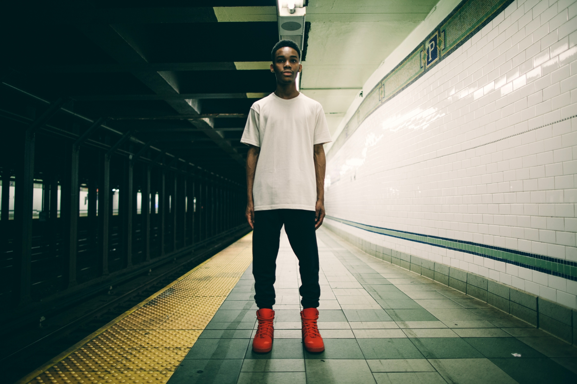 The K-Swiss Monochrome Pack Lookbook By Erick Hercules