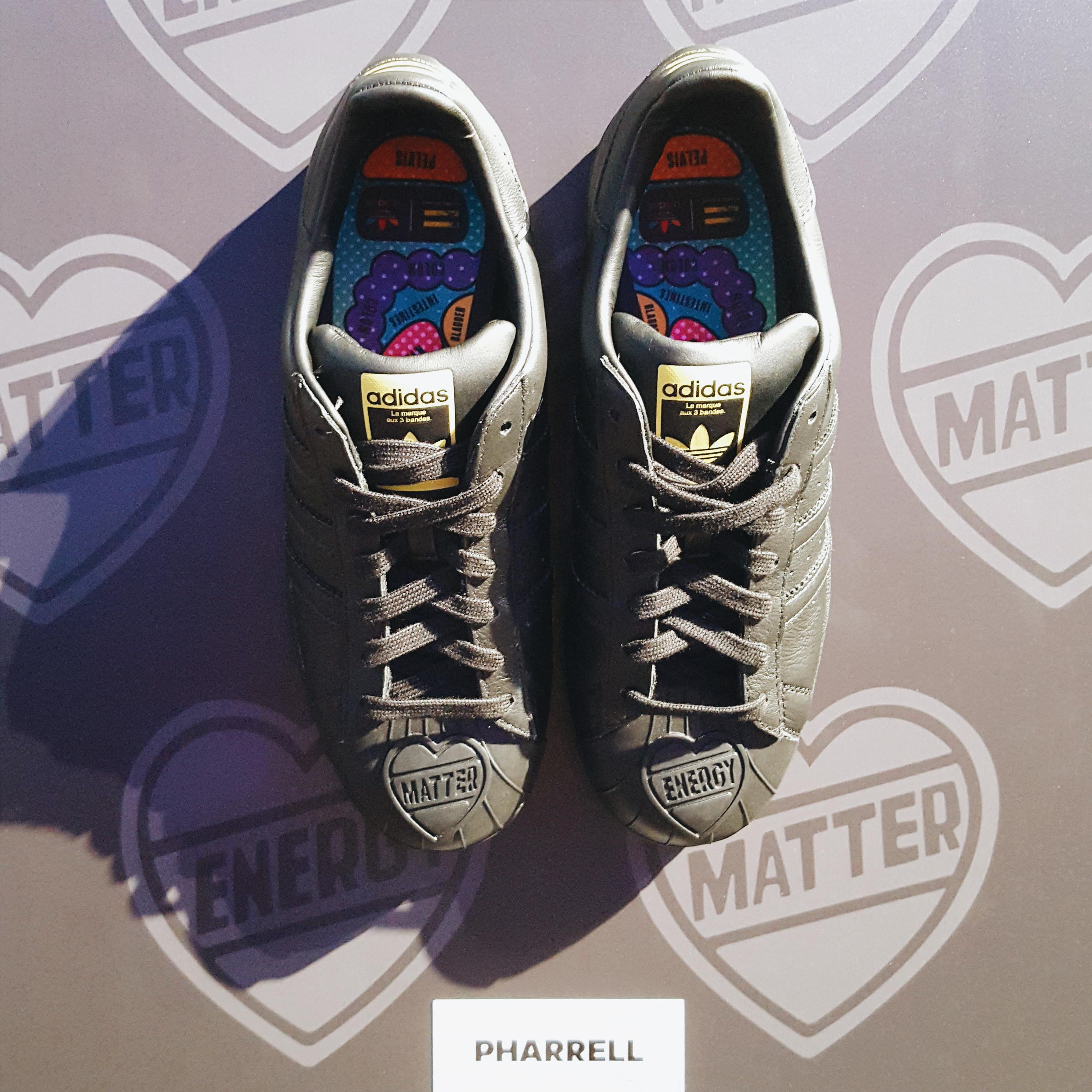 sale retailer 672bc 43dde RECAP adidas Originals X Pharrell Present OriginalSuperstar at Milk  Studios