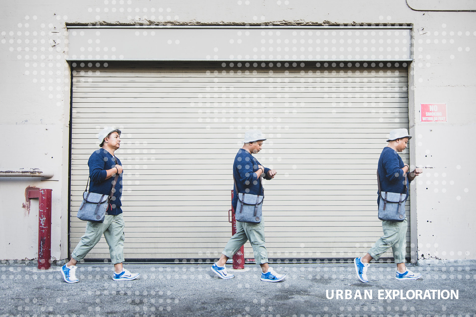 Urban Exploration with Timberland