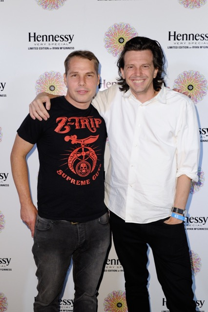Shepard Fairey & Ryan McGinness