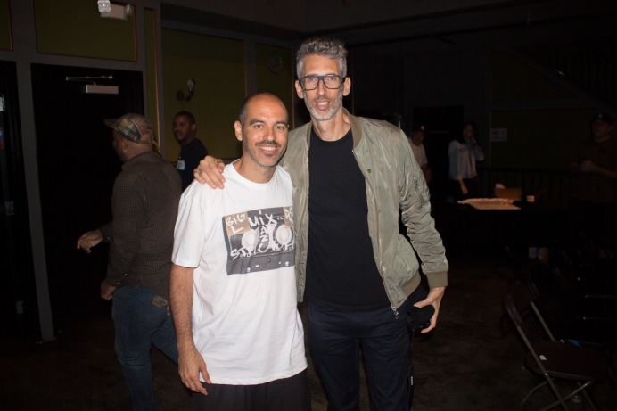 "RECAP: The LA Premier of the Stretch and Bobbito Documentary - ""Radio that Changed Lives"""