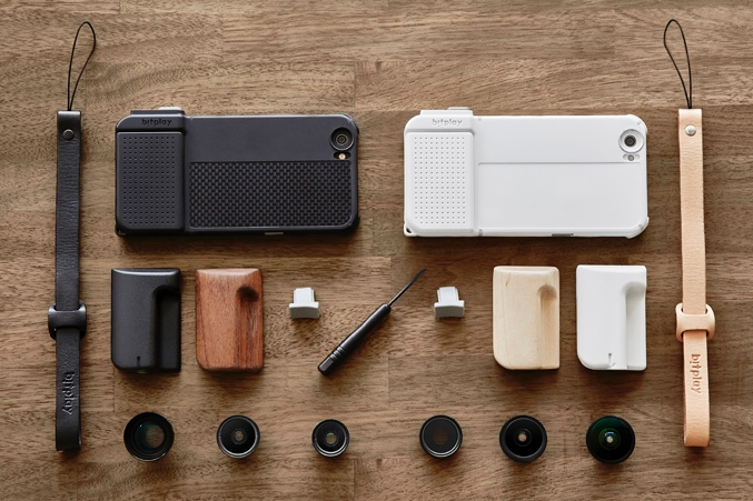 The SNAP! PRO iphone 6/6S Case Is A Shutterbug's Dream
