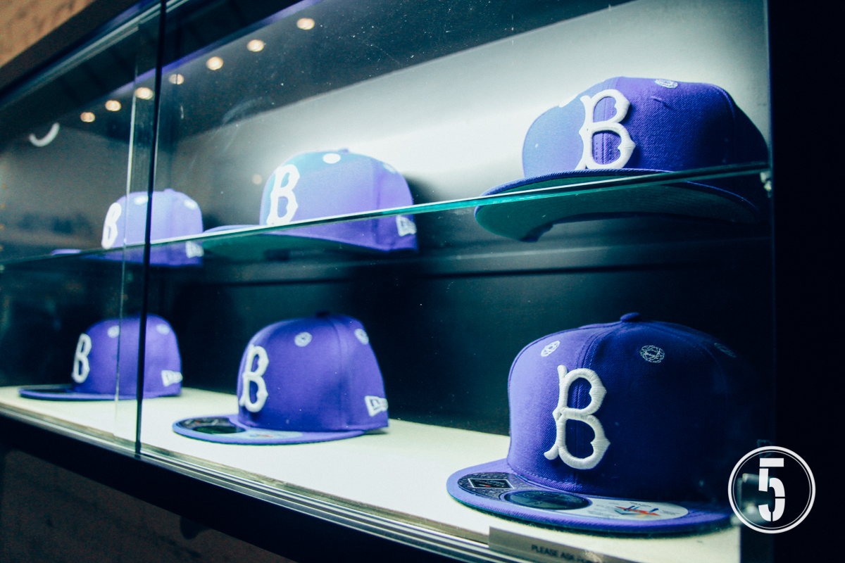 Brooklyn Dodgers Jackie Robinson Hat