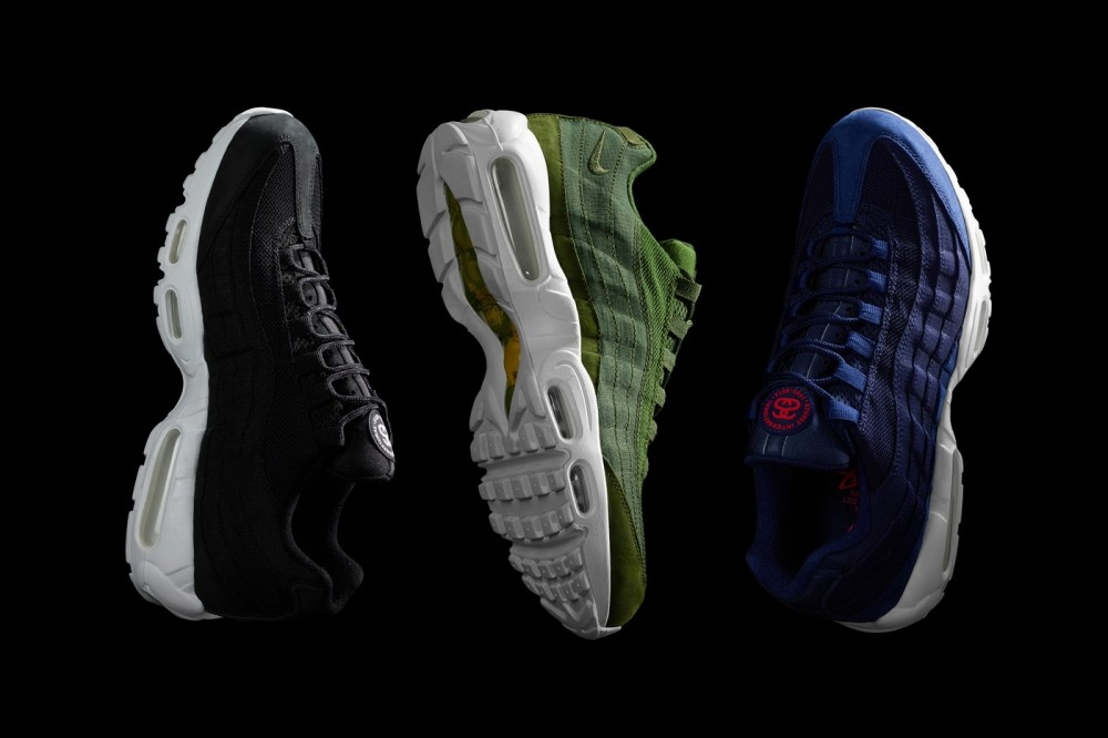 109a3350c1f6c Simplicity is a Beautiful Thing  Stussy Teams Up With Nike to Drop Air Max  95 – THE 5TH ELEMENT MAGAZINE