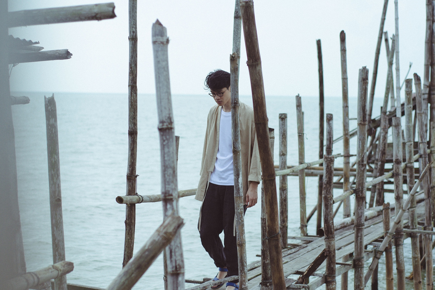Shuren Projects Presents Their Noragi Lookbook for 2016 - Days of Being Batu