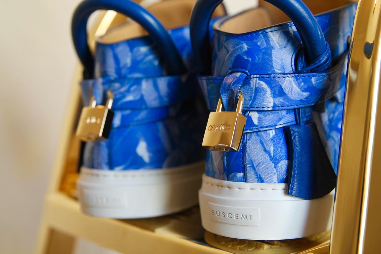 BUSCEMI Launches First-Time Collaboration with Paris Boutique colette