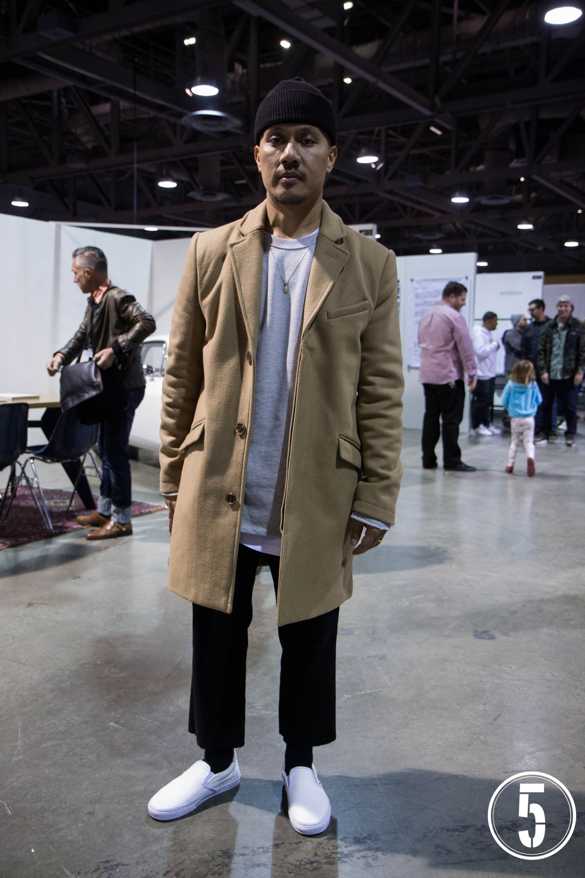 Street Style Shots: Agenda Long Beach, January 2016