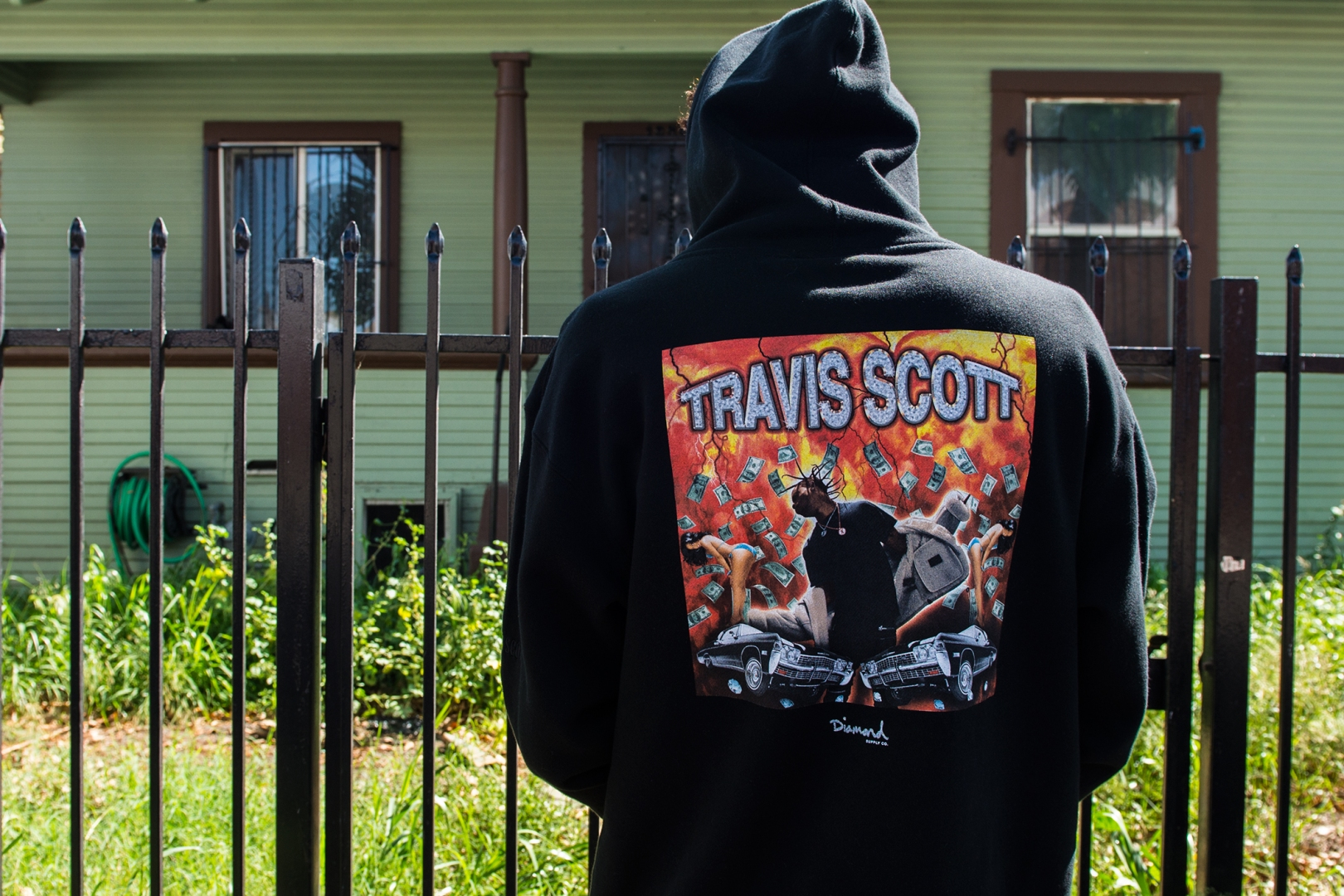 Diamond Supply Co. x Travis Scott Collection
