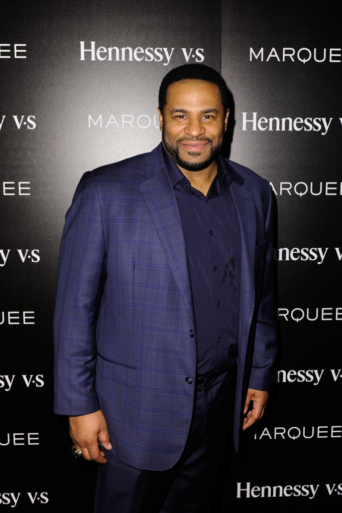 SAN FRANCISCO, CA - FEBRUARY 04: Jerome Bettis attends Marquee Takeover at Verso - Big Game Weekend presented by Hennessy V.S - Day 1 on February 4, 2016 in San Francisco, California. (Photo by Noel Vasquez/Getty Images for MHUSA)