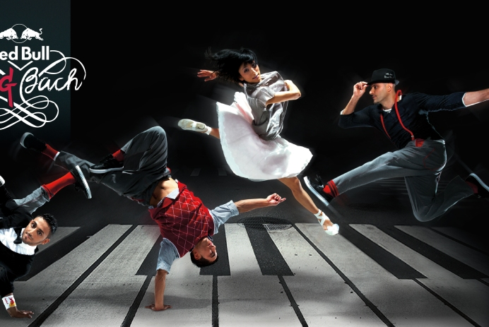 Classical and Breakdancing Make For an Unlikely Pairing In Red Bull's Flying Bach
