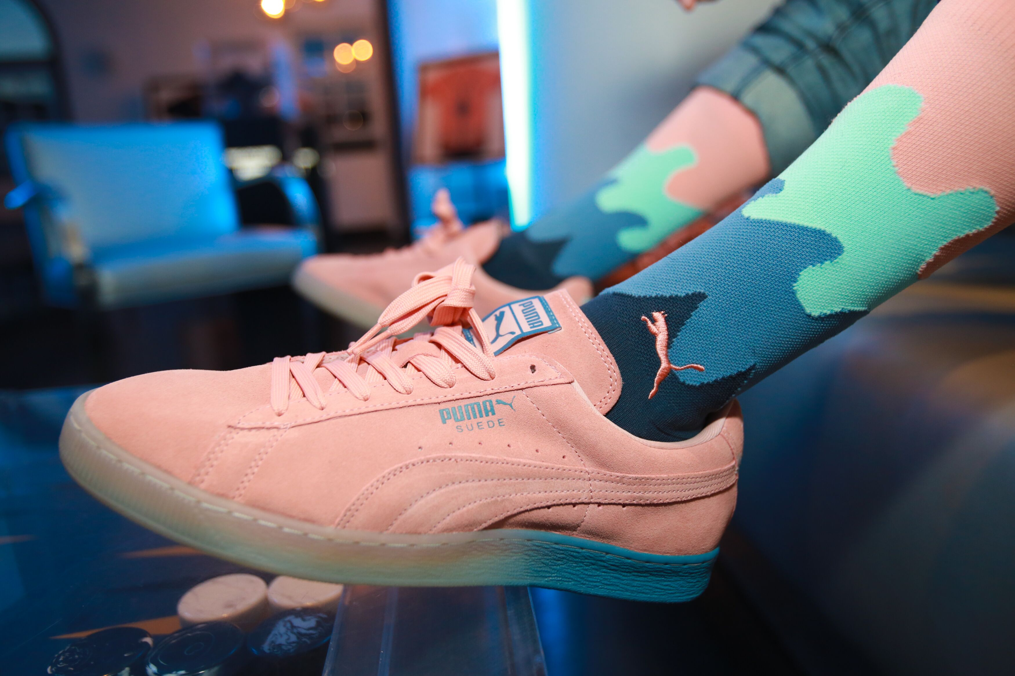 Puma x Pink Dolphin Launch – THE 5TH ELEMENT MAGAZINE