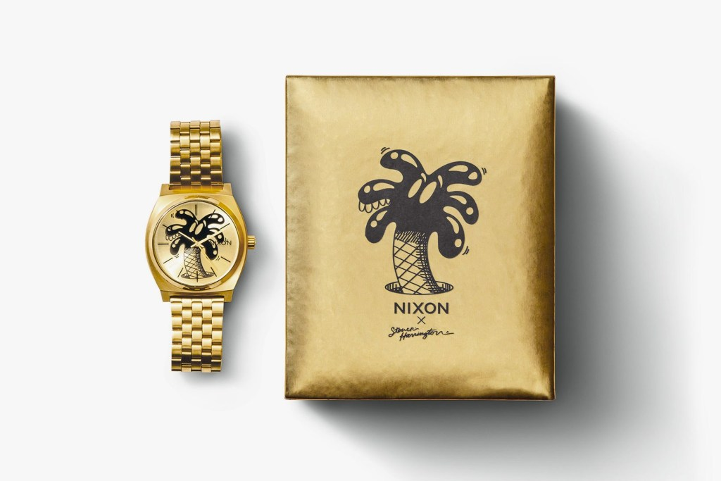 Steve Harrington for Nixon Capsule Collection 1