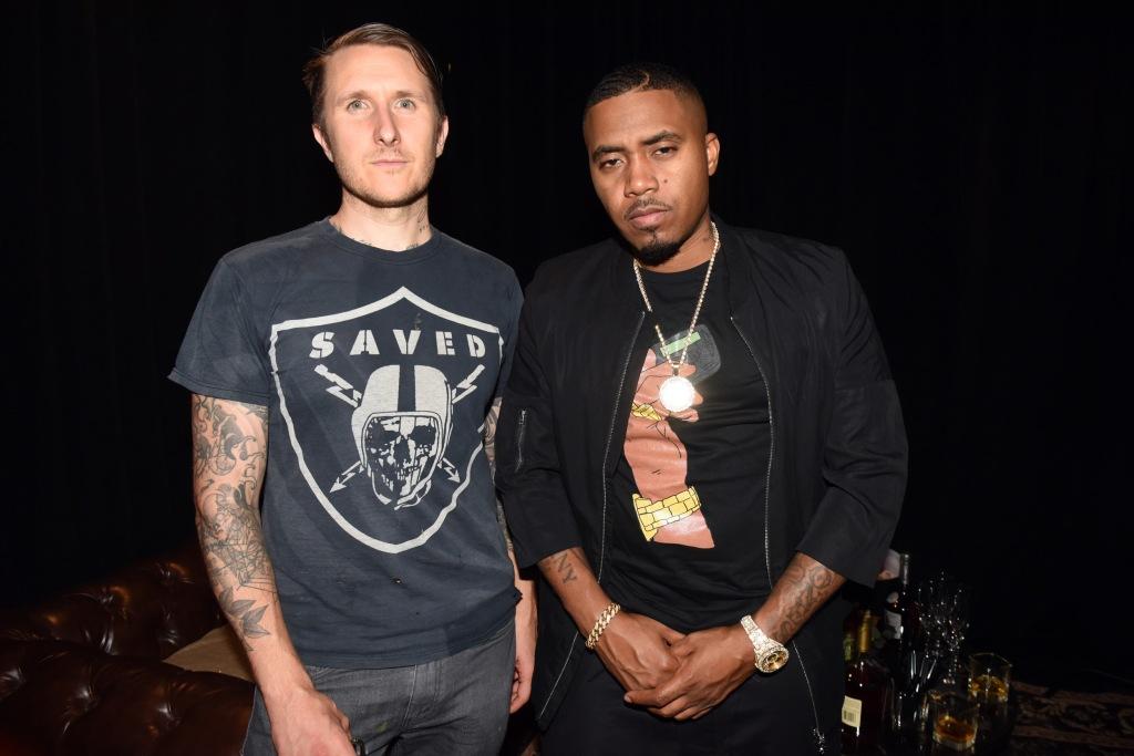 Scott Campbell & Nas