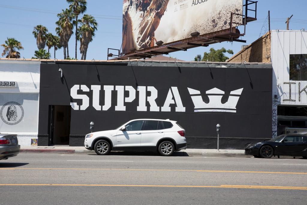 Supra Melrose_Fairfax Creative Space_Storefront