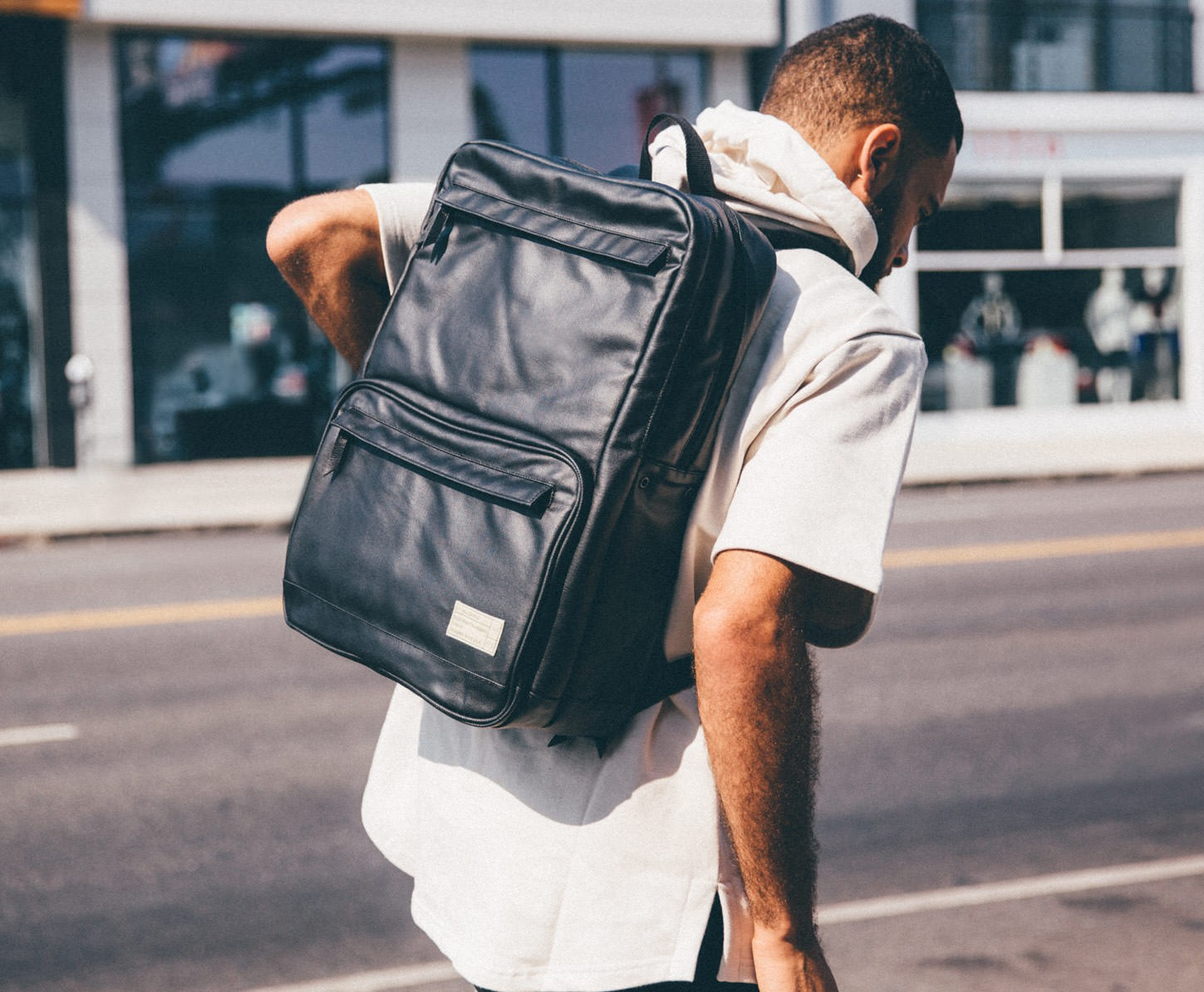 Hex Introduces The Sneaker Backpack The 5th Element Magazine