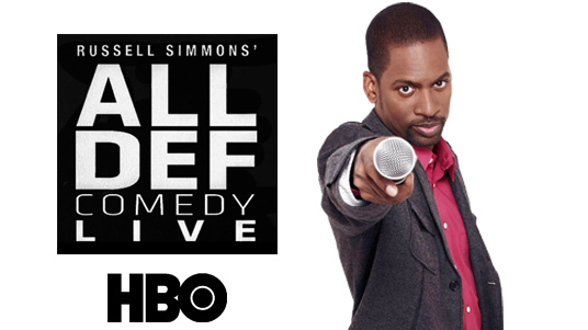 All Def Comedy LIVE