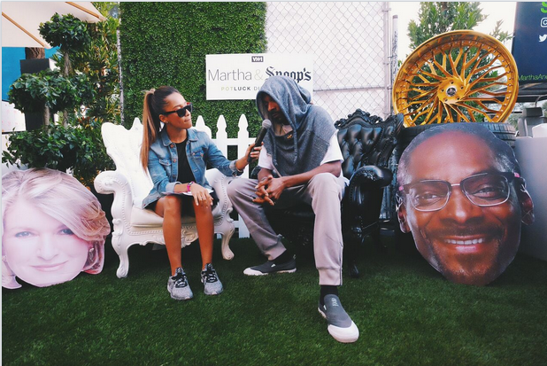 ComplexCon Martha and Snoop