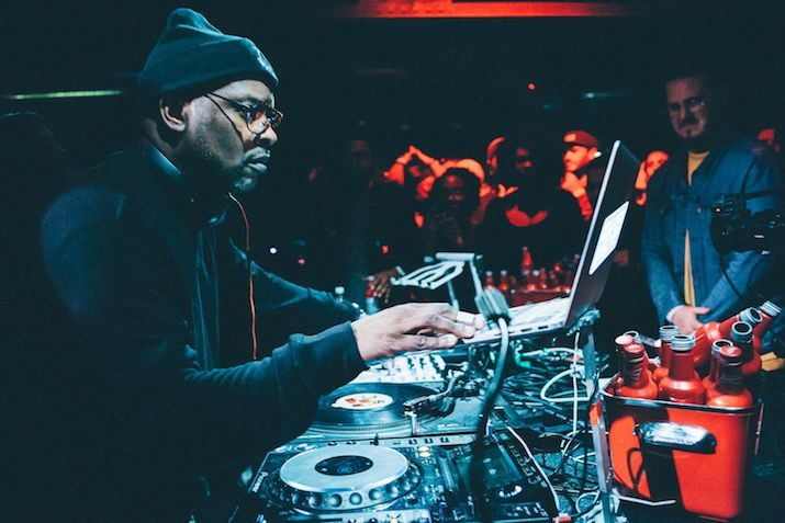 DJ Jazzy Jeff Boiler Room