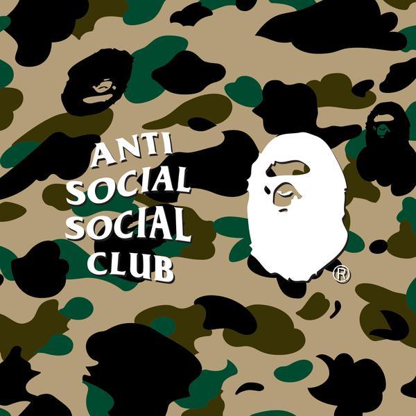 c30c515d A BATHING APE® x Anti Social Social Club – THE 5TH ELEMENT MAGAZINE