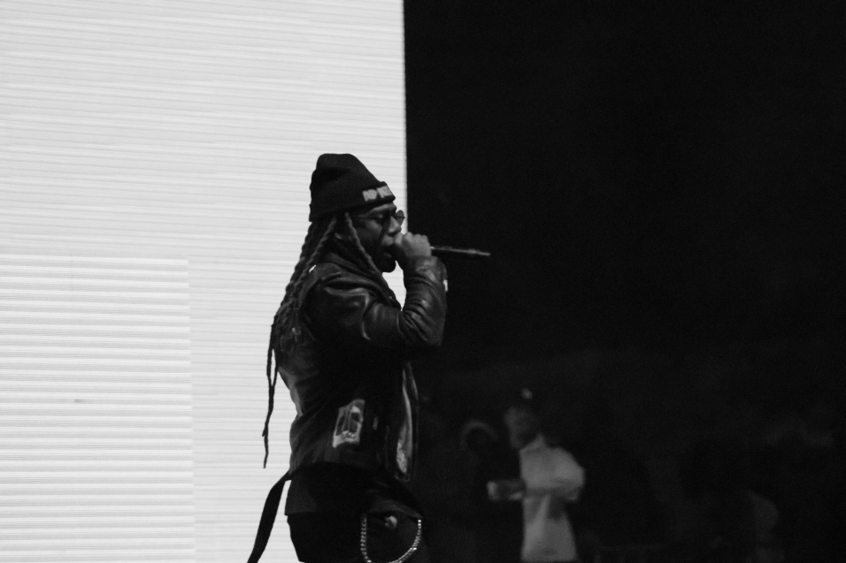 Taco and YG brought out Ty Dolla $ign.