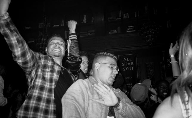 GOAT x Harden Party 2018