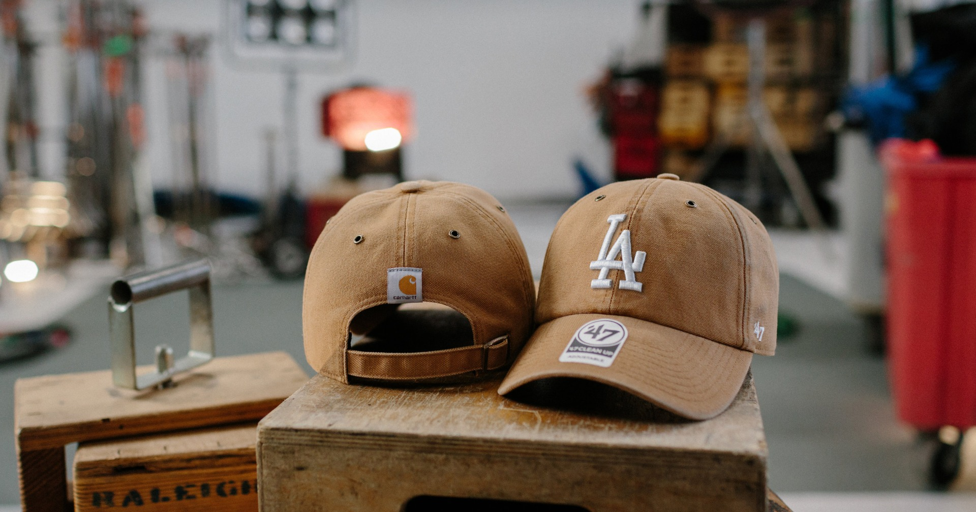 Carhartt x  47 2018 MLB Collection – THE 5TH ELEMENT MAGAZINE 63f0600d818
